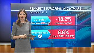 Renault ends Volvo link, shares rise