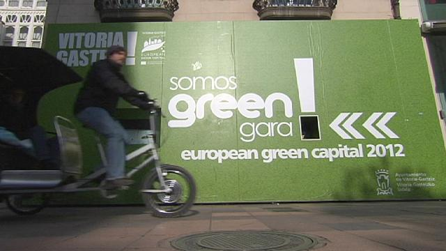 مدينة فيتوريا غازتايس...العاصمة الاوروبية الخضراء