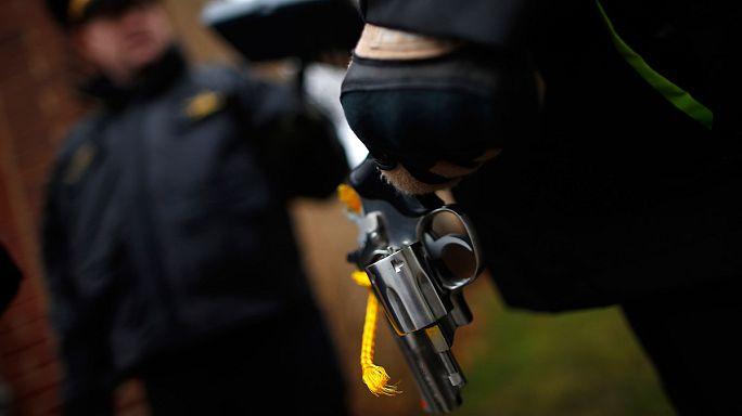 مجزرة نيوتاون: اطفال يقتلون بوحشية ودم بارد