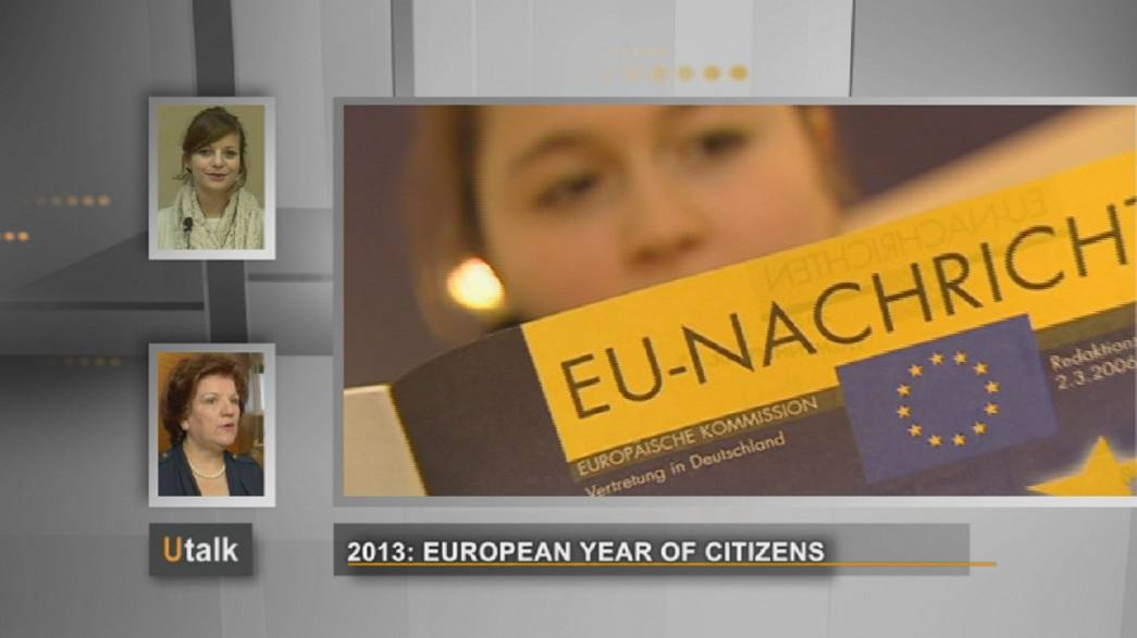 2013 عام للمواطنة الاوروبية ... ماذا يغير؟