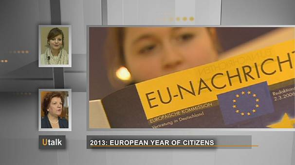 2013: European Year of Citizens