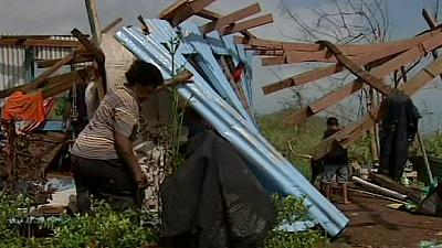 Fiji vows to rebuild after Cyclone Evan wrecks homes