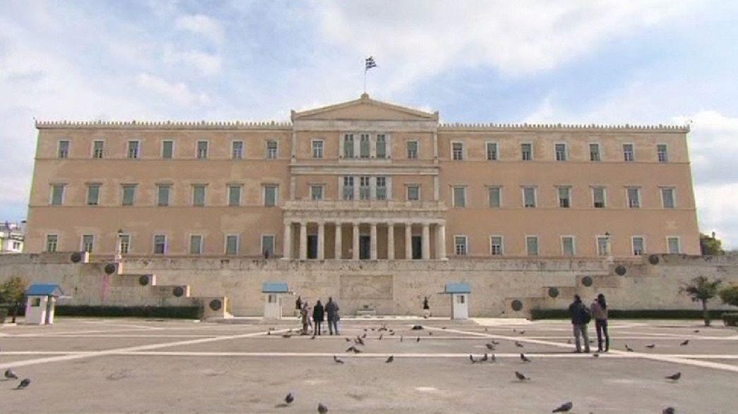 Grecia lucha por la recuperación