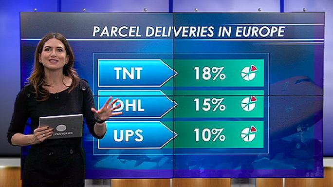 Nuevas concesiones de UPS para comprar el holandés TNT