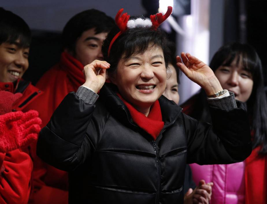 South Korea elects its first woman president