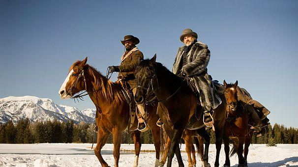Tarantino unchains Django