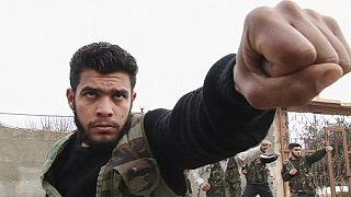 Al Qaeda's rise in Syria