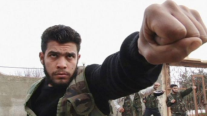 El Kaide'nin Suriye'deki varlığı
