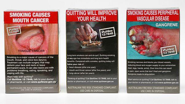 A piccoli passi verso pacchetti di sigarette anonimi