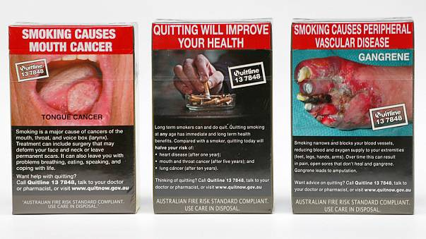 EU seeks bigger health warnings for cigarettes