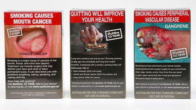 AB'de sigaraya karşı önlemler sertleşiyor