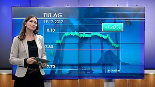 أداء TUI AG للسياحة ينعش الأسواق