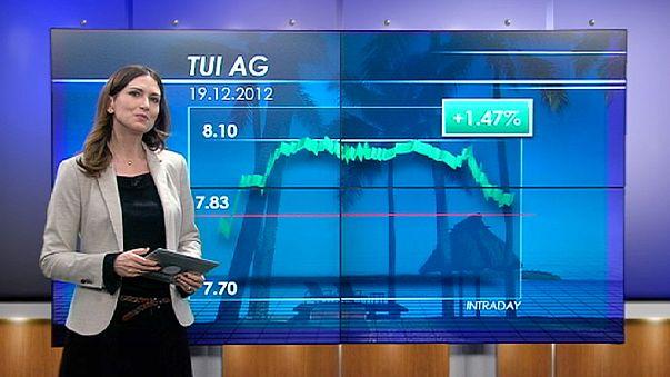 Anleger zeigen TUI gegenüber Milde