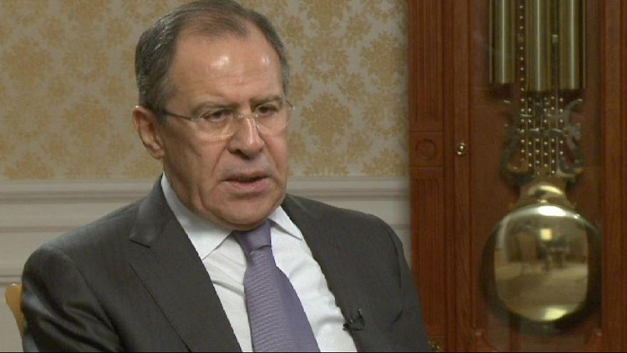 Russia, parla Sergei Lavrov