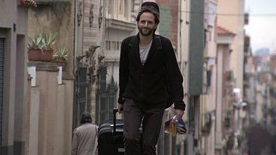 Jovens emigrantes despedem-se do Natal na Europa