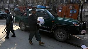 American police adviser shot dead by Afghan officer