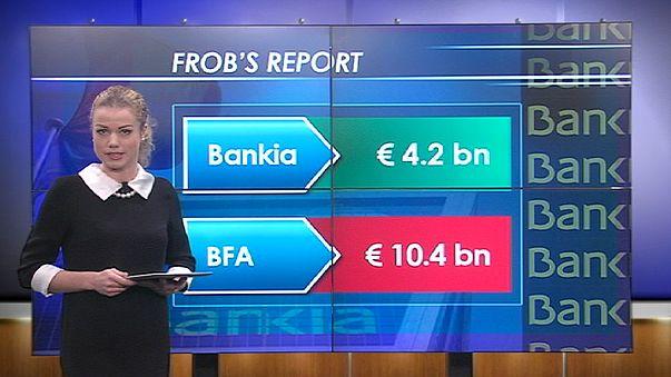Bankia: отрицательный баланс обрушил курс акций