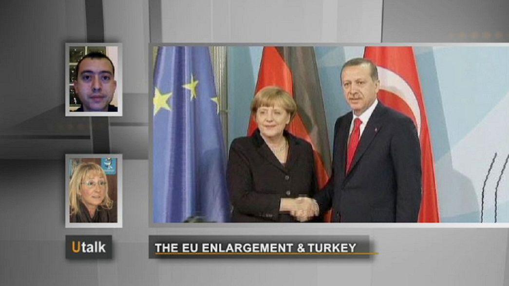 ترکیه و مساله گسترش اتحادیه اروپا