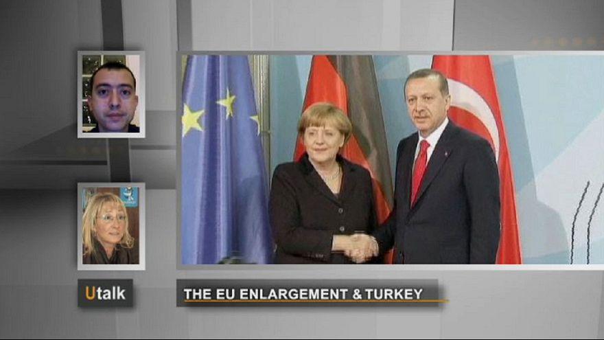 في توسعة الاتحاد الاوروبي