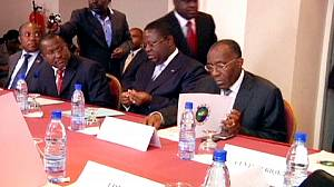 Gabon leads peace initiative in Central African Republic