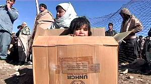 UN appeals for fresh funds for displaced Afghans
