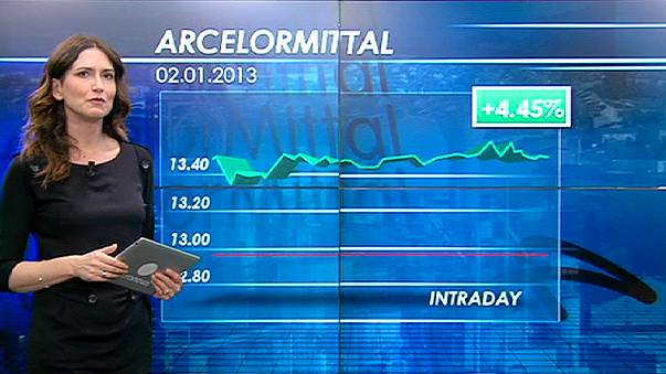 بداية جيدة لأرسيلور ميتال رغم إرتدادات الأزمة الاقتصادية