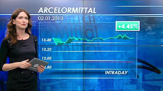 Çelik devi Arcelor Mittal eriyor
