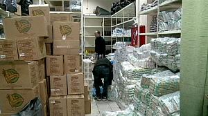 Greek food bank struggles to meet surging demand