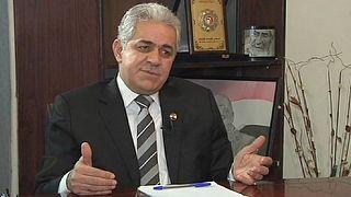 """L'opposant égyptien Hamdine Sabahy: """" le régime n'est pas l'enfant de la révolution du 25 janvier"""""""