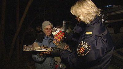 L'aide aux sans-abris menacée en Pologne