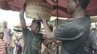 Αγώνας κατά της παιδικής εργασίας