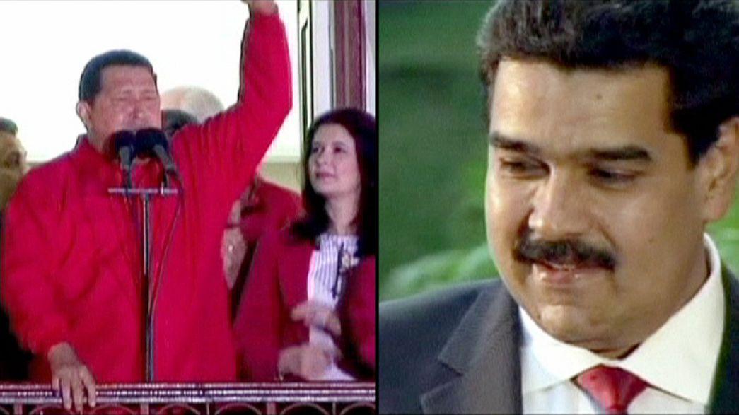 Era Chávez, era posChávez