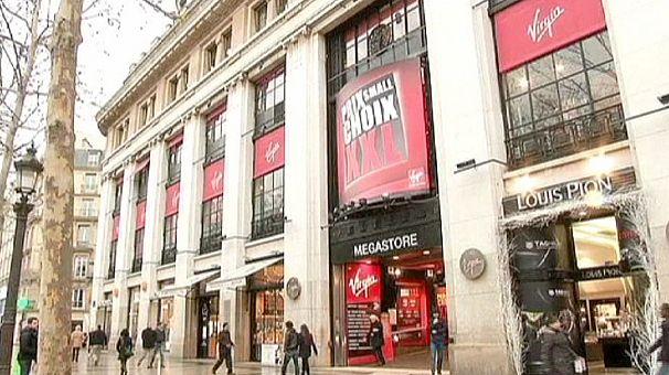 Falência da Virgin Megastore França