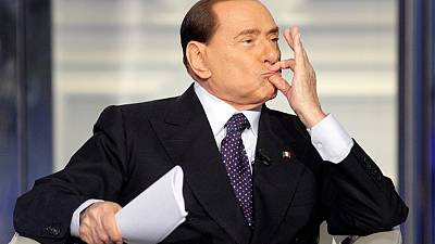 Silvio Berlusconi back in the spotlight