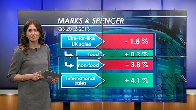 Marks and Spencer rekabette zorlanıyor