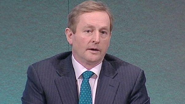 البداية العملية للرئاسة الايرلندية للاتحاد الاوروبي تستهل بمؤتمر صحفي