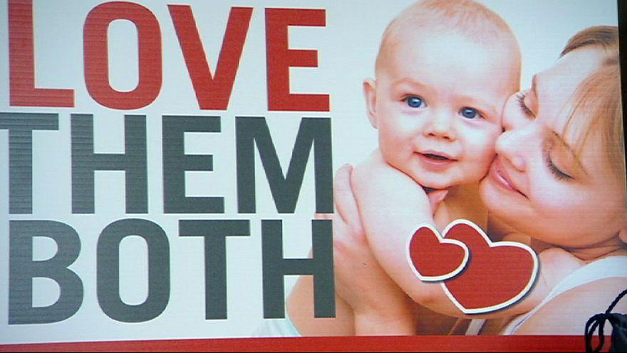 Irland diskutiert über die Abtreibung
