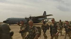 France bombs Mali rebels, African states ready troops