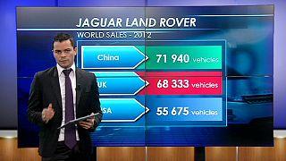 Tata Motors, Jaguar Land Rover ile çıkışta