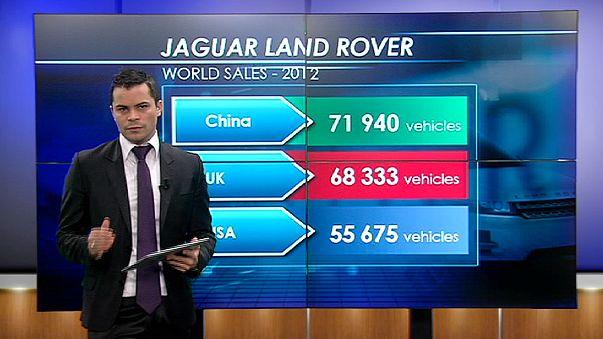 """Jaguar Land Rover """"carbure"""" à plein régime"""