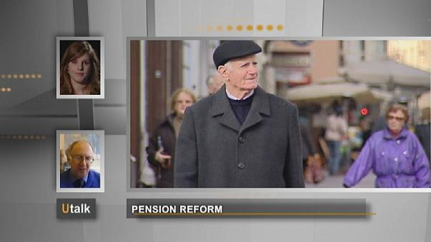 How should the EU finance its baby-boomers' pensions?