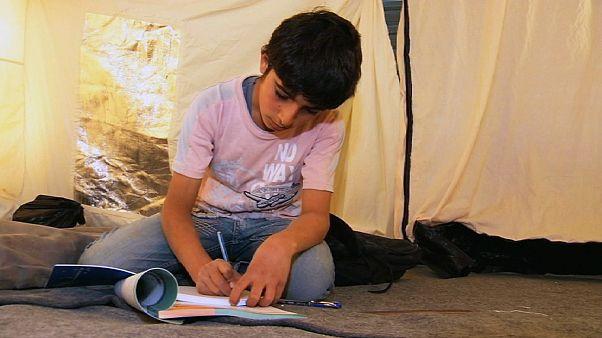Bildung in Extrembedingungen: Eine Chance für Flüchtlingskinder