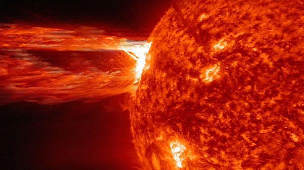 Neues Teleskop soll Launen der Sonne ergründen