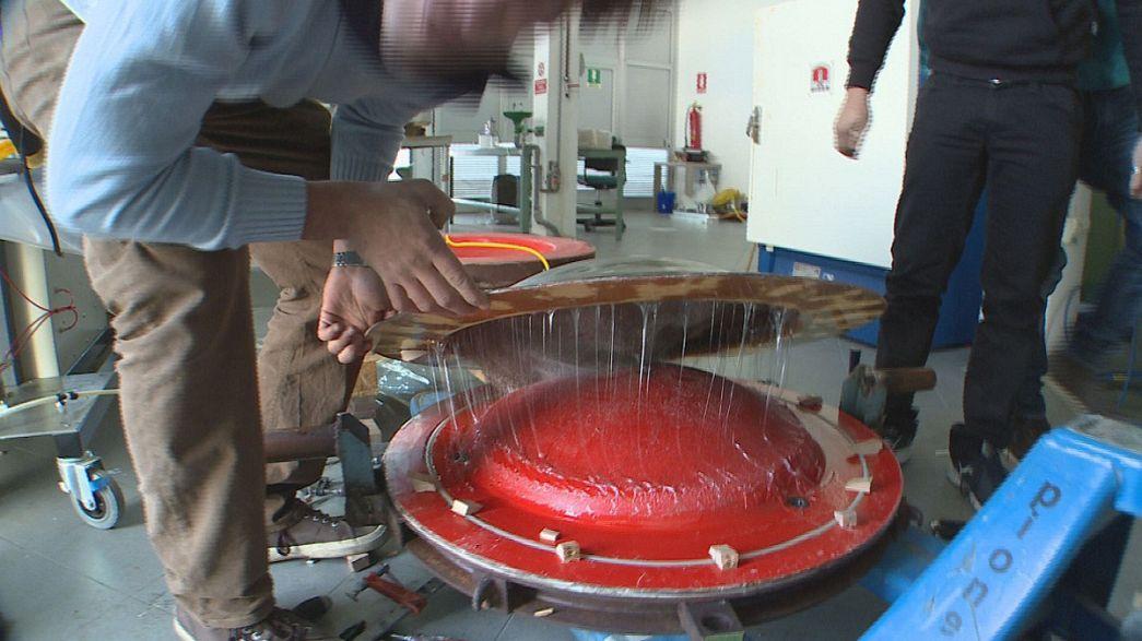 Cooking up natural plastics