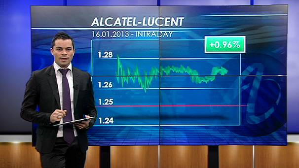 Alcatel-Lucent bouncing back?
