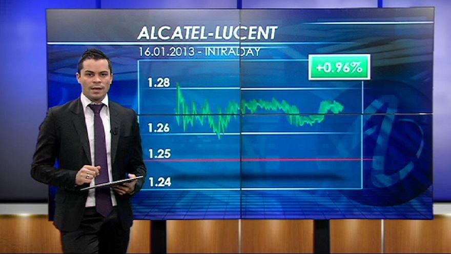 Alcatel-Lucent'te işler yolunda