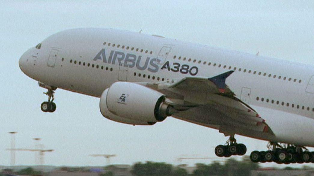 Airbus perde liderança para a Boeing