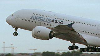 Airbus 2012'de Boeing'i geçemese de bilançosundan memnun