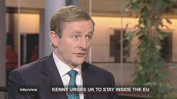 L'Irlanda guida l'Europa per 6 mesi: intervista al premier Kenny