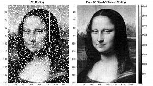 Sending Mona Lisa – to the moon!